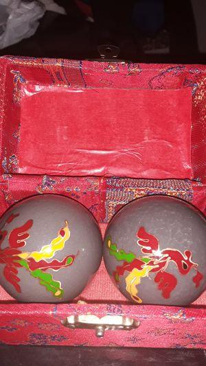 Chinese medicine balls for Sale in Addison, IL