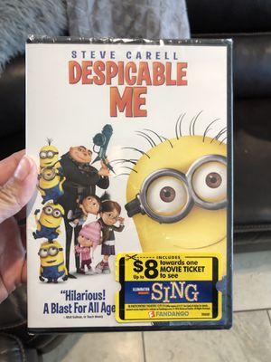 Despicable me movie for Sale in Lodi, CA