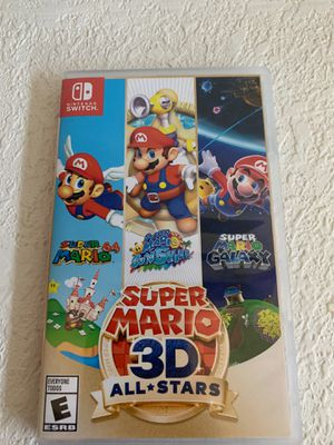 Super Mario 3D All-Stars for Sale in Denver, CO