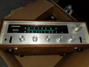 Vintage stereo receivers (make offers) for Sale in Rockland, MA
