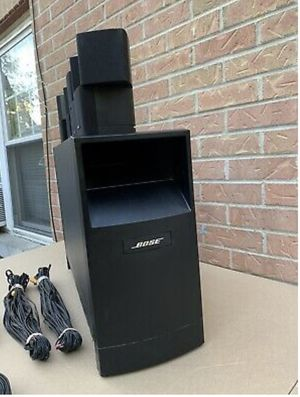 Bose Acoustimass 10 Series III Complete System for Sale in Miramar, FL