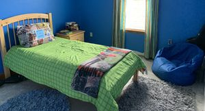 Twin bed and nightstand for Sale in Abilene, TX