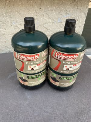 Propane canisters, brand new 22 total for Sale in Staten Island, NY