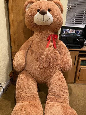 6 Ft Teddy Bear for Sale in San Jose, CA