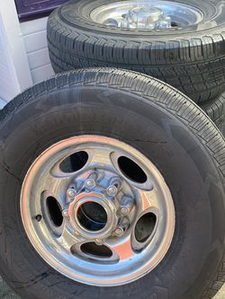 Ford F350 - F250 Tires and wheels for Sale in Redwood City,  CA