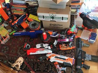 NERF COLLECTION (Individually Available as well) for Sale in San Jose,  CA