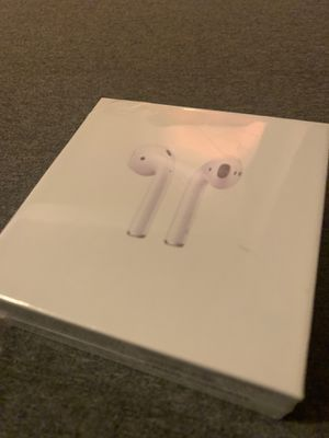 AirPods 2nd Generation with Wireless Charging Case for Sale in Dover, DE