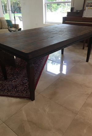 Antique Dining Table for Sale in Miami, FL