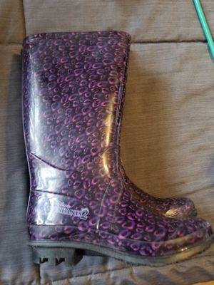 Girls rain boots for Sale in Visalia, CA