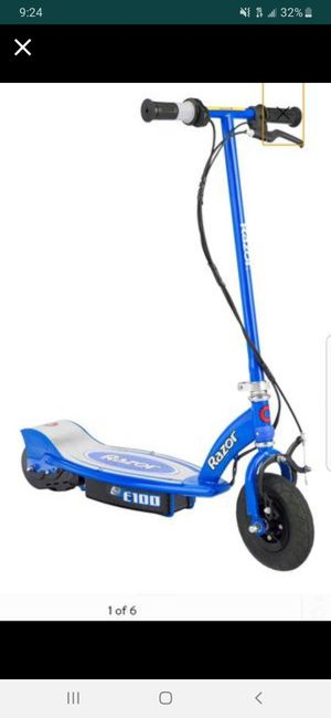 Razor E100 scooters (x2) for Sale in Sammamish, WA