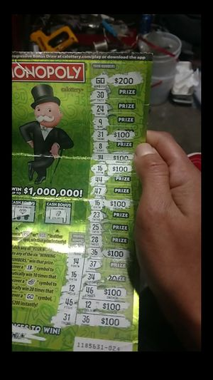 Lottery for Sale in Fresno, CA