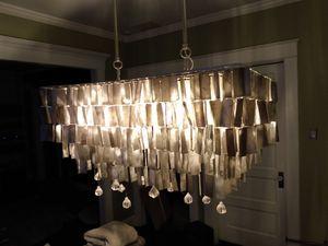 Capiz shell chandelier for Sale in Lakewood, WA