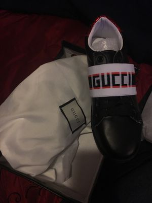 Gucci sneakers for Sale in Brockton, MA