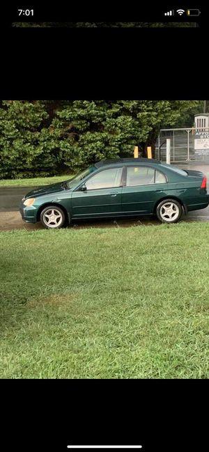 Honda civic 4 door for Sale in Winston-Salem, NC