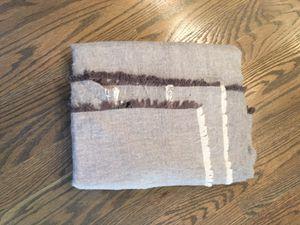 Ann Taylor Blanket Scarf for Sale in Alexandria, VA