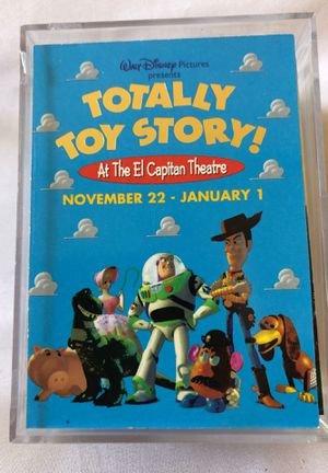 Toy Story collectible cards, Disney for Sale in Romoland, CA