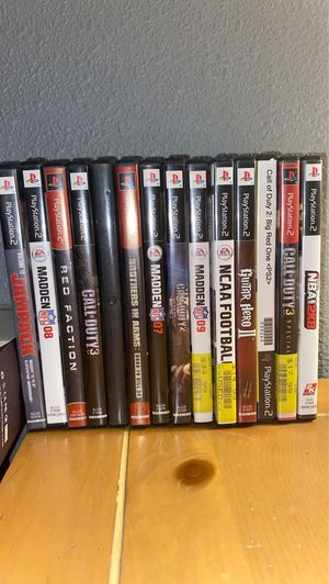 PS2 games for Sale in Peoria, AZ