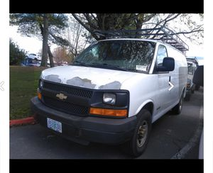 2006 CHEVY EXPRESS CARGO VAN for Sale in Portland, OR