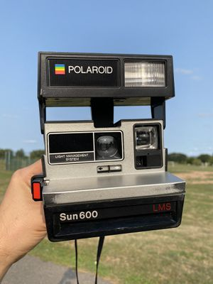 Polaroid Instant Sun600 Camera for Sale in South Windsor, CT