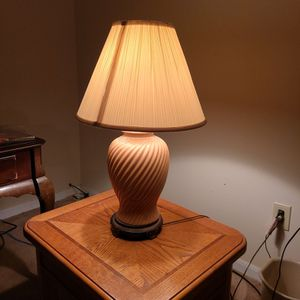 Lamp & End Table for Sale in Morrow, GA