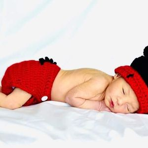 Crochet Baby Boy Mickey Mouse Outfit Photo Prop for Sale in Plant City, FL