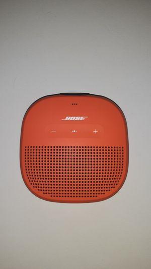 Bose Microlink Speaker (Orange) for Sale in Fullerton, CA