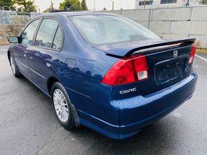 2005 Honda Civic EX Special Edition Sedan 109k Miles for Sale in Kent, WA