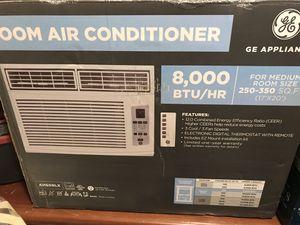GE air conditioner. 8,000 btu. for Sale in Newton, KS