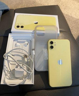 (Yellow) iPhone 11 🥇 for Sale in Richmond, CA