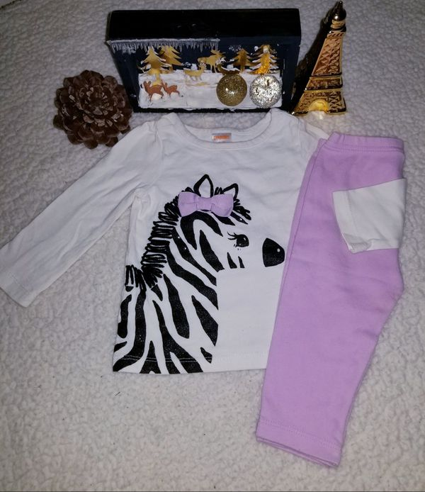 💜🦓 Carter's and GYMBOREE in good condition size 9-12 months 🦓💜
