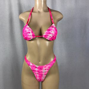 """Zuliana Hot and Sexy bright pink 🌺 floral print High Waist Brazilian Cut Bikini"""" sooo hot 🔥 and sexy. Made in the 🇺🇸 USA. This is a unique sexy 👙 bik for Sale in Miramar, FL"""