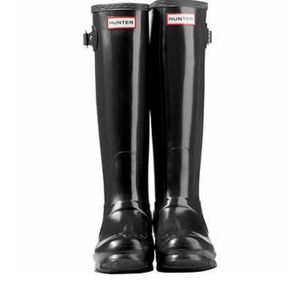 New Black Size 8 Hunter Boots Women for Sale in San Mateo, CA