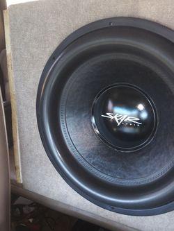 18 Skar Audio Speaker for Sale in Houston,  TX