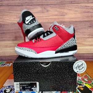 Jordan 3 CHI Red Cement Size 8 for Sale in Tinley Park, IL