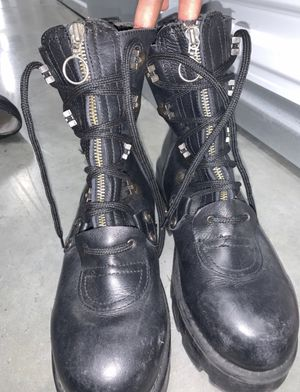 Motorcycle boots for Sale in Columbia, MD
