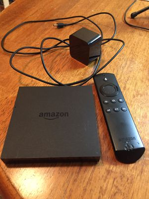 Amazon Fire TV 4K (Previous Model) for Sale in Kalamazoo, MI