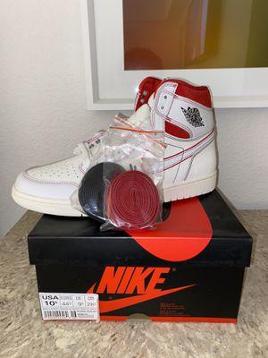 "Jordan Retro 1 ""Phantom Gym Red"" for Sale in Milpitas, CA"