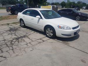 2007 Chevy Impala for Sale in San Antonio, TX