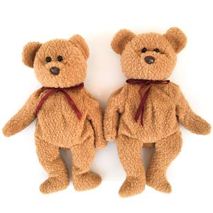 Vintage Ty Beanie Baby Curly The Plush Bear 1993 Set Of 2 for Sale in Etiwanda, CA