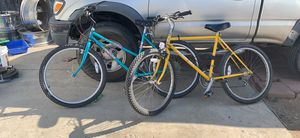 Mountain bikes for Sale in Byron, CA