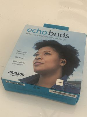 Bose Amazon Echo Buds Bluetooth HeadPhone Wireless Ear Phones for Sale in Virginia Beach, VA