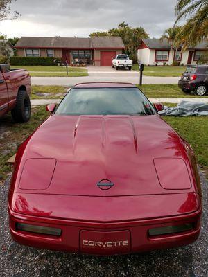 Chevy Corvette for Sale in Boca Raton, FL