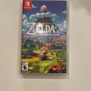 The Legend Of Zelda Link's Awakening (Nintendo Switch) for Sale in Seattle, WA