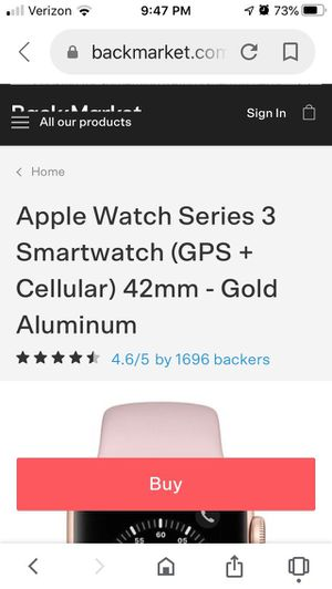 Apple Watch Series 3 for Sale in Pfafftown, NC