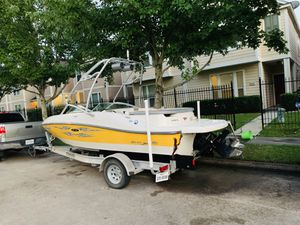 2008 sea ray sport inboard/outboard boat for Sale in Houston, TX