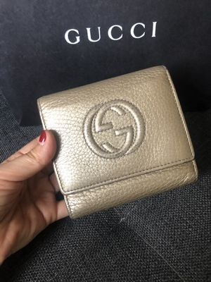 Authentic Gucci wallet for Sale in Belmont, CA