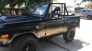 76 Ford Bronco for Sale in Los Angeles, CA