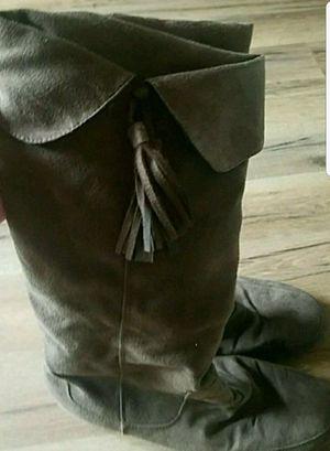 MIA boots size 9 light brown for Sale in Scottsville, VA