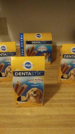 Pedigree dentastix for Sale in Wichita, KS