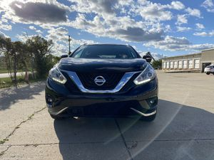 2016 NISAAN MURANO PLATINUM AWD for Sale in Des Plaines, IL